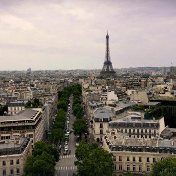 Ce vizitam in Paris in 3 zile si multi pasi