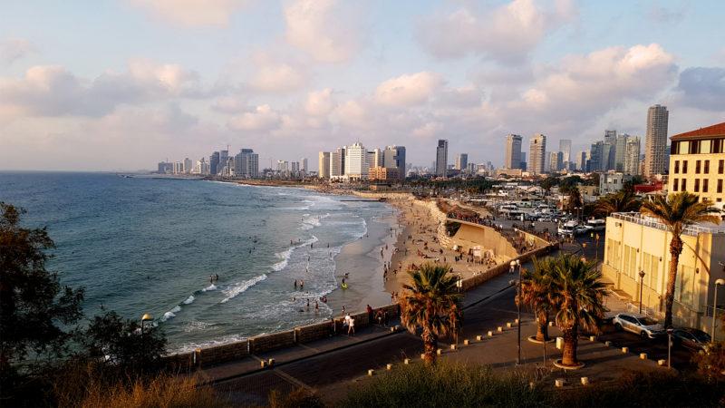 Vacanta in insoritul Tel Aviv