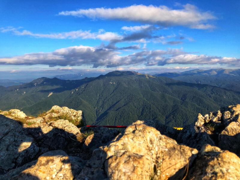 Drumetie pe munte: Poiana Brașov – Vârful Postăvaru